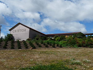 The Oregon Willamette Valley winery, Cristom, ...