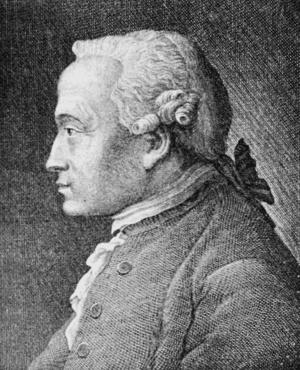 English: Immanuel Kant