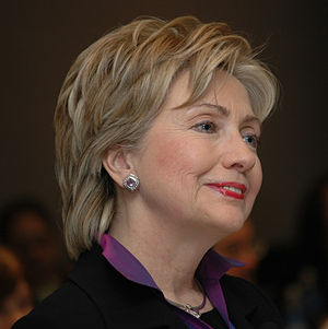Hillary Rodham Clinton, January 2007
