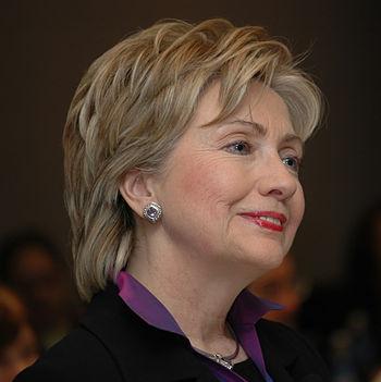 Hillary Rodham Clinton, January 2007