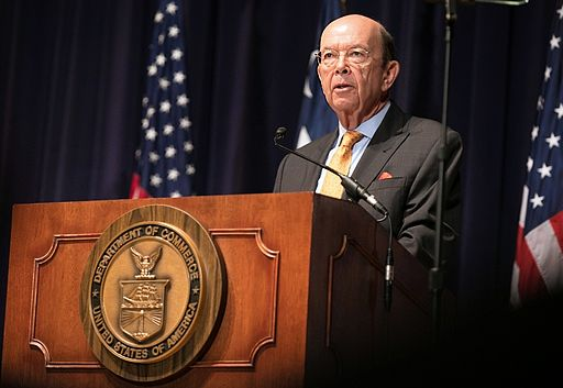 United States Secretary of Commerce Wilbur Ross address to employees on March 1st 2017