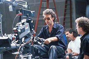 André Weinfeld at Kaufman Astoria Studios, New...