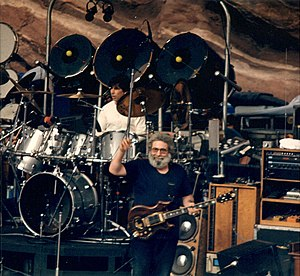 Jerry-Mickey at Red Rocks from a deadhead to o...