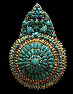 Médaillon Musée Guimet 27117