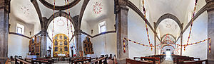 Interior of Misión San Francisco Javier de Vig...