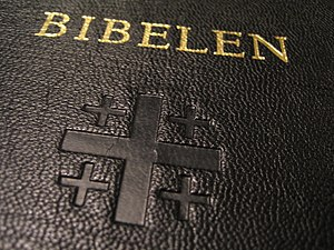 The Norwegian Bible, Bibelen.