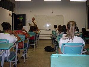 Português do Brasil: Sala de aula IFTM