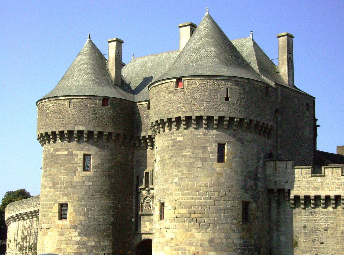 Guerande Travel Guide At Wikivoyage