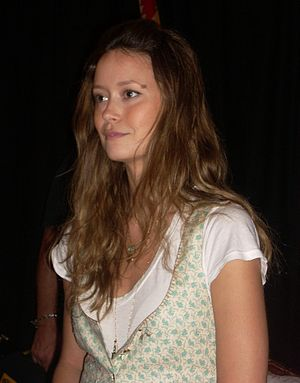 American actress Summer Glau at the Meet the C...