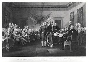 The Declaration of Independence of the United ...