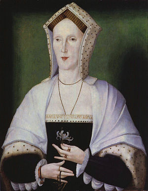 Unknown woman, formerly known as Margaret Pole...