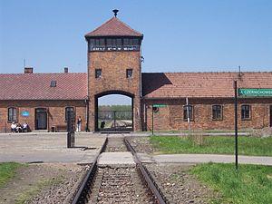 Deutsch: Konzentrationslager Auschwitz II Birk...