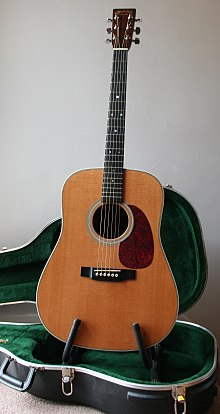 Dreadnought Guitar Type Wikipedia