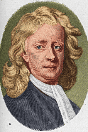 Colorized engraving after Enoch Seeman's 1726 ...