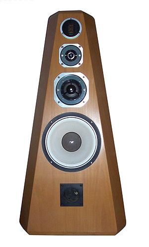 Loudspeaker, 4-Ways