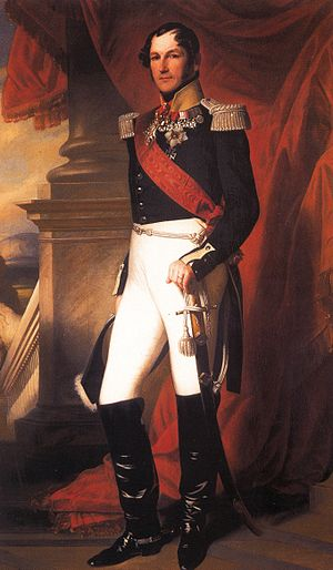 Leopold I of Belgium, first King of the Belgia...