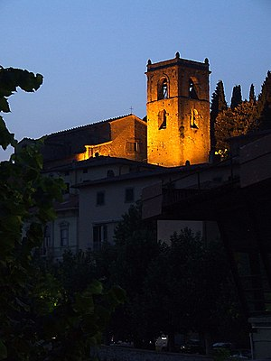 Montecatini Terme, Toscana, Italia