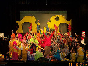 English: Seussical