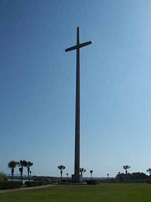 St. Augustine, Florida: Mission Nombre de Dios...