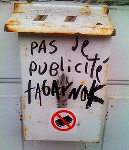 Tabarnak graffiti