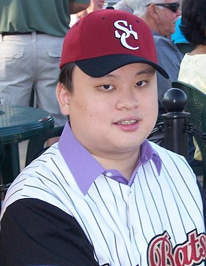 William Hung, an Asian American singer.