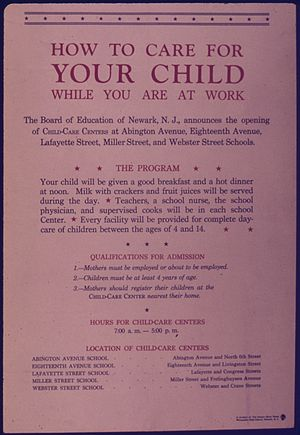 """How to Care for Your Child While You Are..."