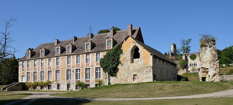 Abbaye-de-Mortemer