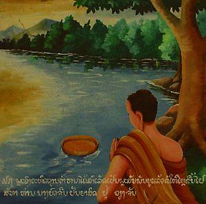 Bodhisattva Siddhartha Gautama determines that...