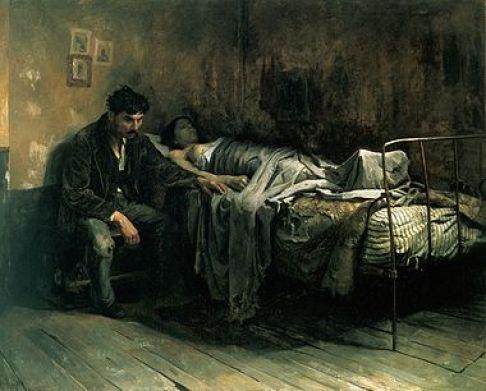 Αποτέλεσμα εικόνας για sick people from tuberculosis in france