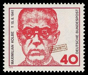 English: Maximilian Kolbe (1894–1941) Deutsch:...