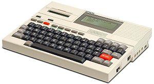 Epson HX-20 portable computer