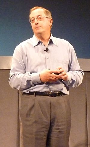 English: Paul Otellini, CEO of Intel