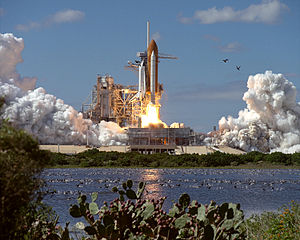 STS-66 Launch - GPN-2000-000763