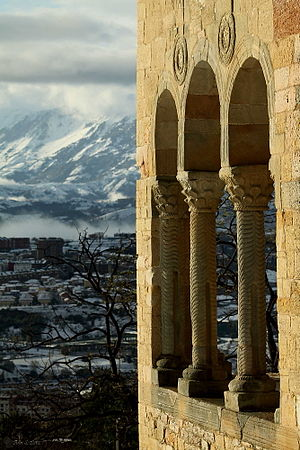 Español: Monumento prerrománico Asturiano