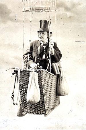 Smithsonian Institution - Portrait of Felix Na...