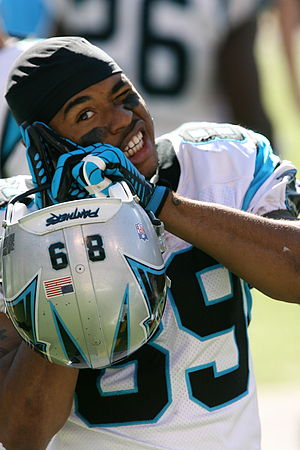 Steve Smith, American football wide receiver f...