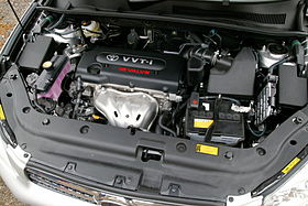 Toyota AZ engine  Wikipedia