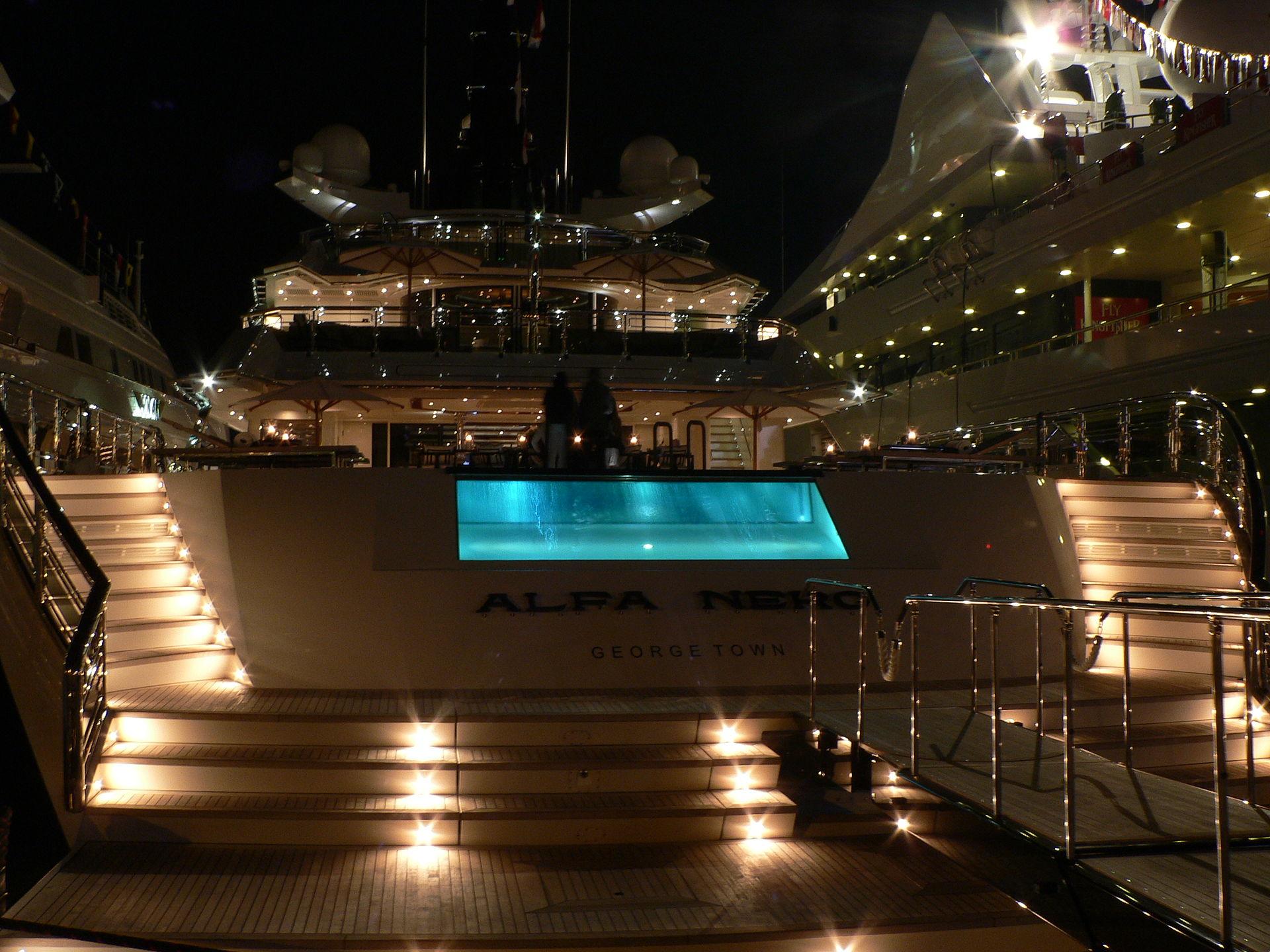 Alfa Nero Yacht Wikipdia