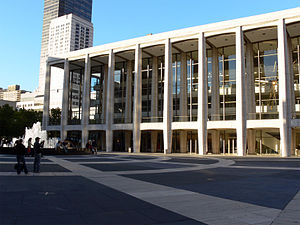 Avery Fisher Hall, New York