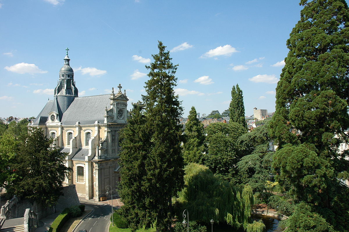 Glise Saint Vincent De Paul De Blois Wikipdia