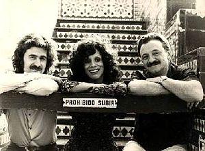 es: Nacha Guevara junto con el músico Alberto ...