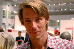 Image from Gothenburg Book Fair 2009