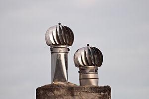 spinning chimney cowls