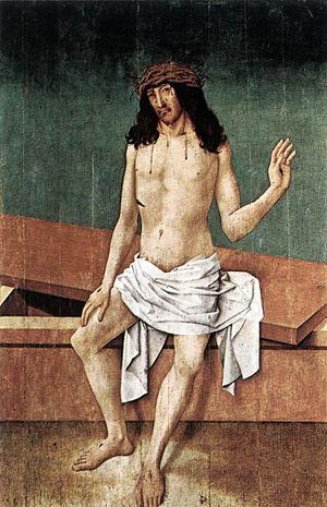 Rueland Frueauf d. Ä. - Christ with the Crown ...