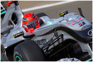 Nico Rosberg had a good race for Mercedes, fin...