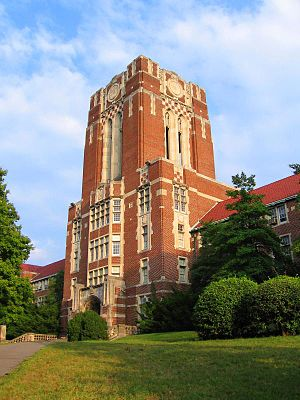 Ayres Hall, University of Tennessee, 2005