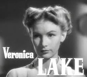 Cropped screenshot of Veronica Lake from the t...