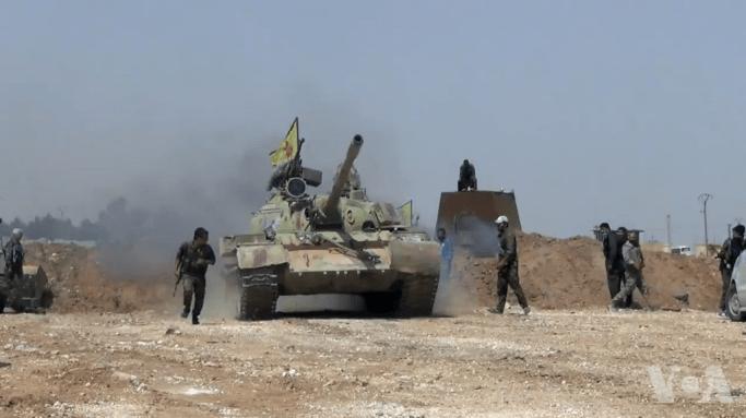 YPG Tall Tamer 22 mai 2015