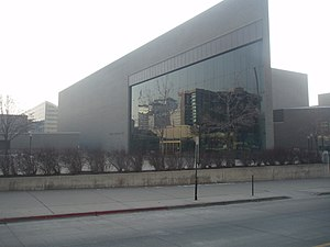 Abravanel Hall, a concert hall in Salt Lake Ci...