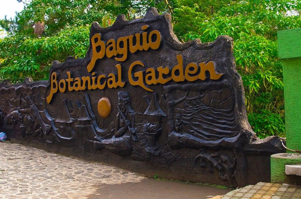 Baguio tourist spots, Baguio travel guide, Baguio Botanical Garden, Baguio itinerary